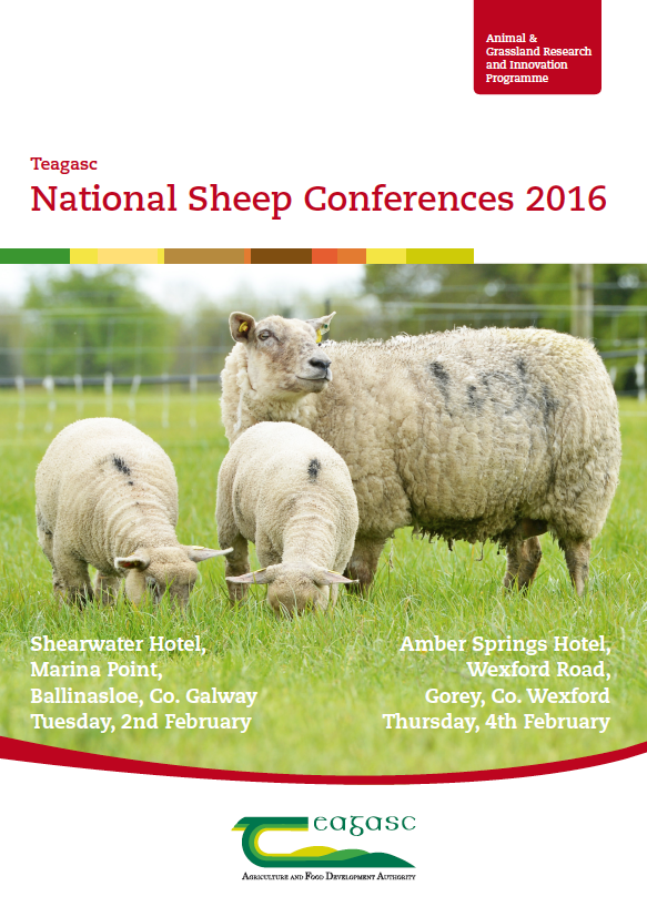Teagasc National Sheep Conference 2016