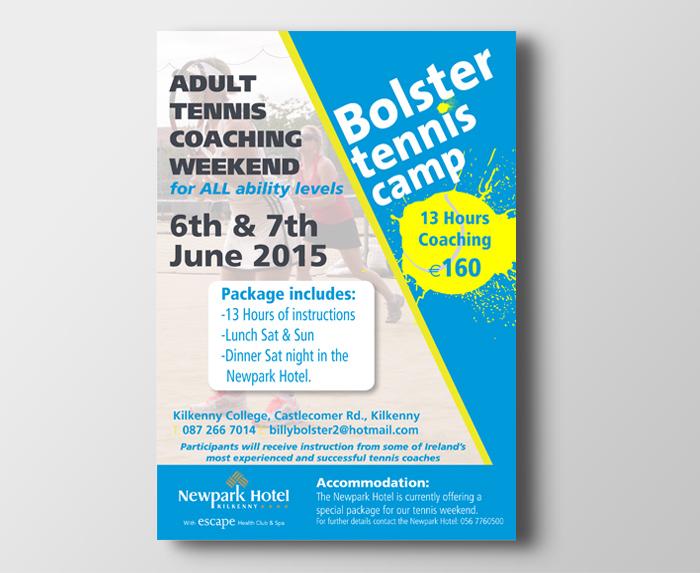 Bolster Tennis Camp