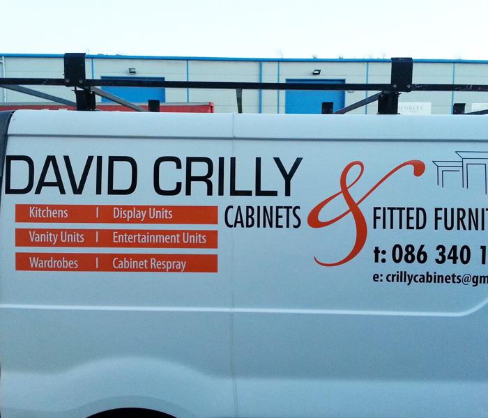 David Crilly