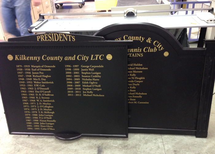 Kilkenny Tennis Club