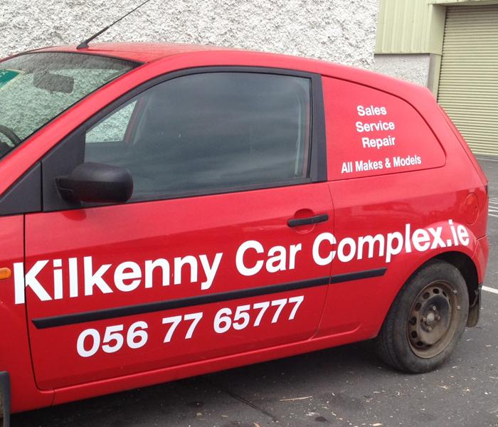 Kilkenny Car Complex