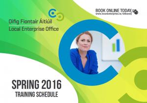 Kilkenny LEO Training Brochure