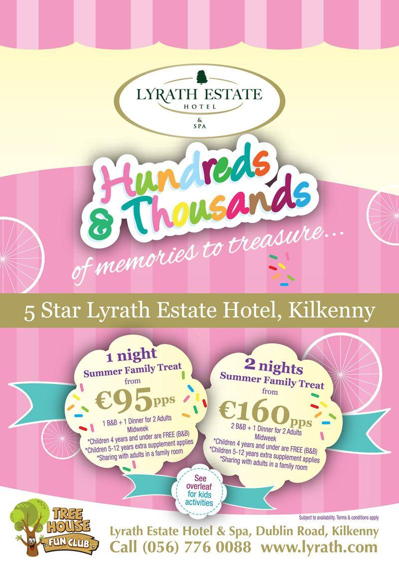 Lyrath Estate Hotel Poster