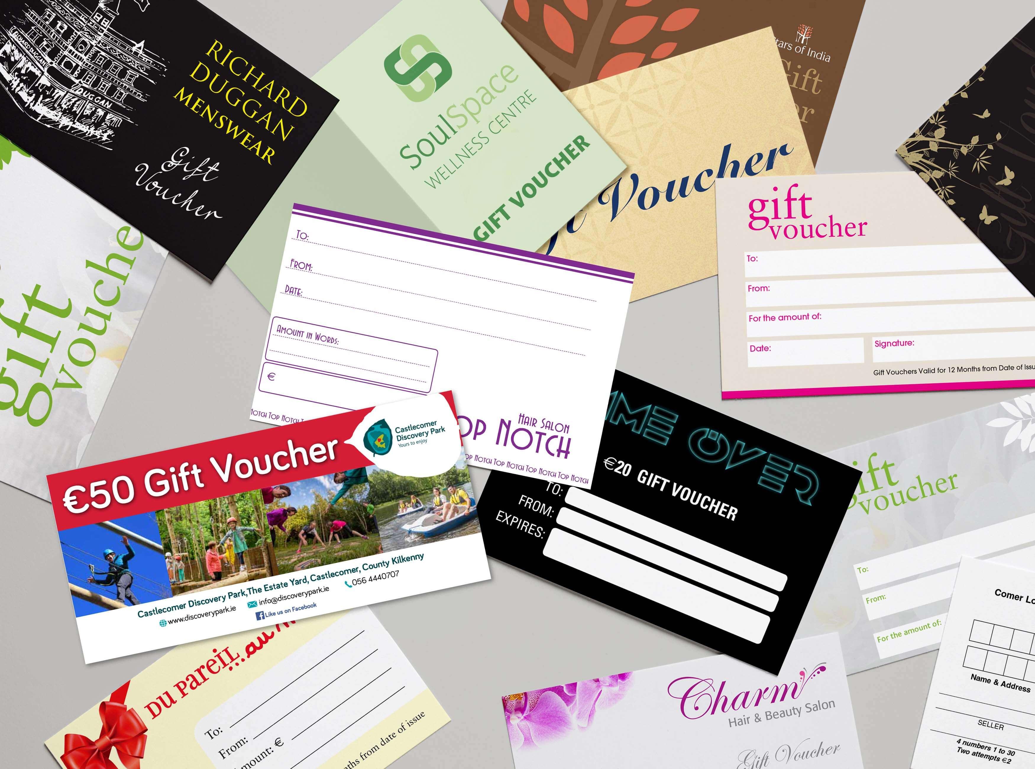 6. Vouchers & Tickets