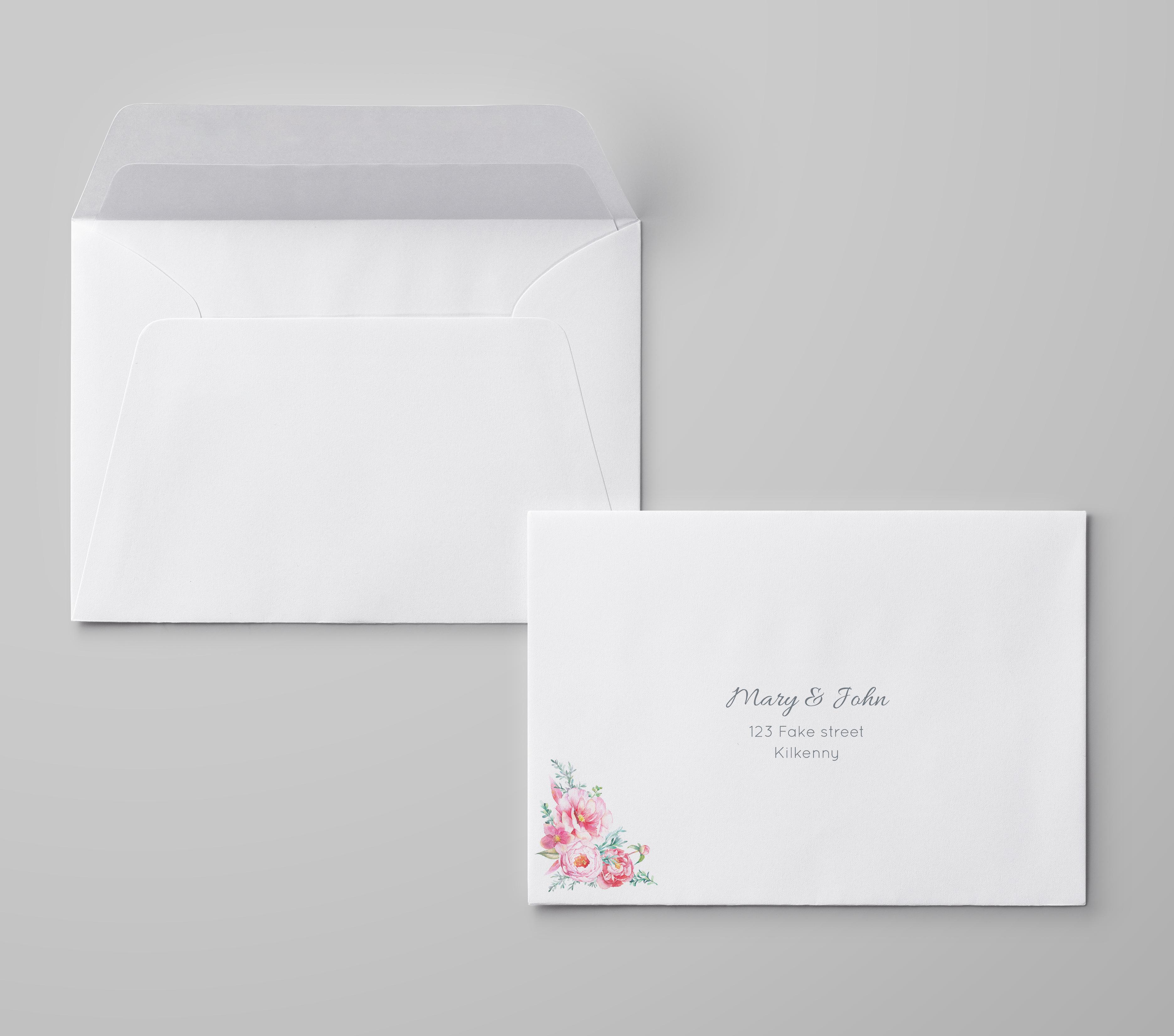 1. envelope